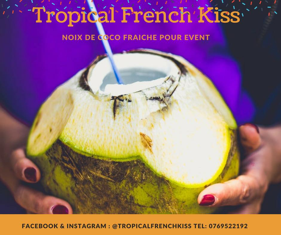Tropical French Kiss